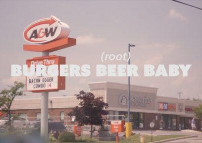 Canada – Burgers, Beer, Baby