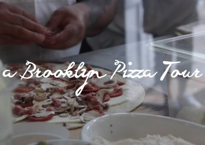 A Brooklyn Pizza Tour