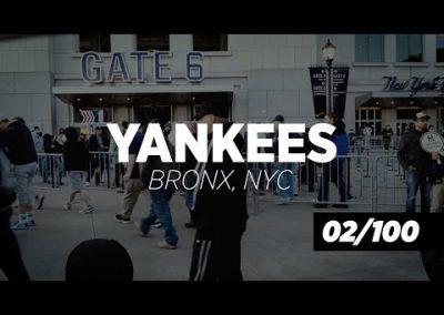 Yankees Game 2015